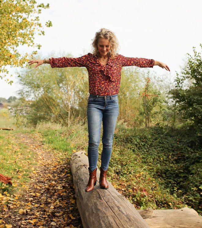 De juiste balans in je leven | Vitaliteitscoach Isabel